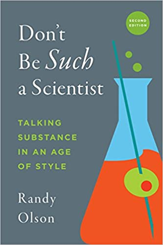 Cover of Don't Be Such A Scientist