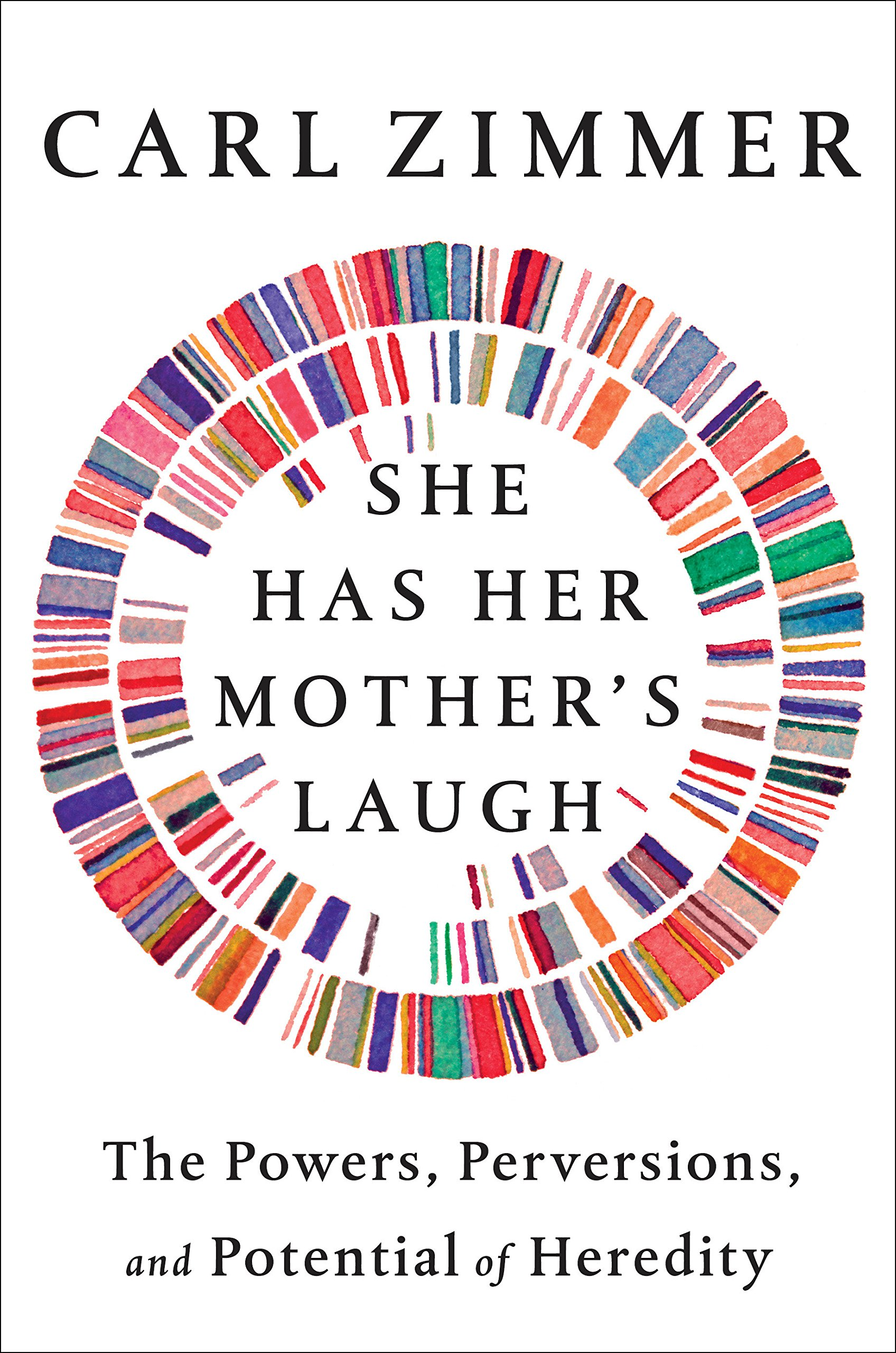 Book cover of She Has Her Mother's Laugh