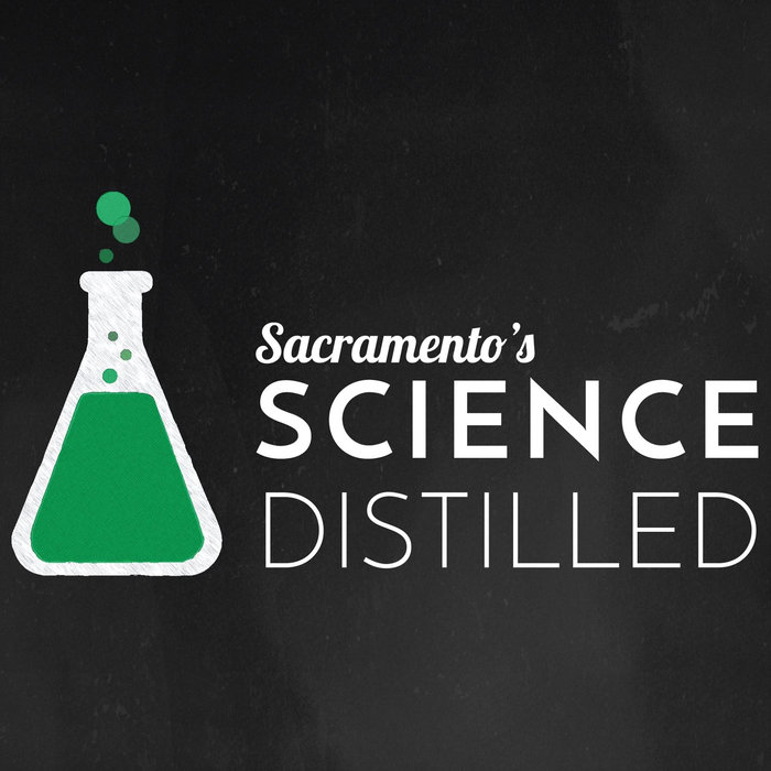 Sac Science Distilled Logo