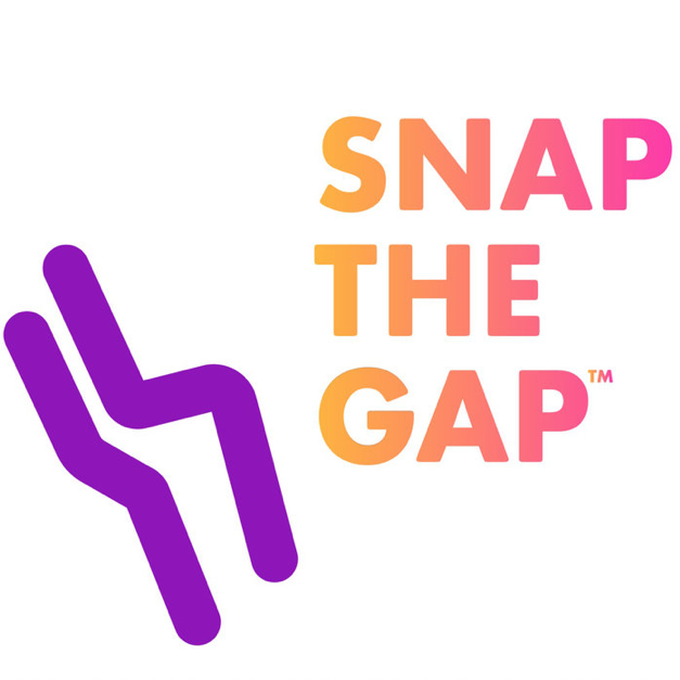 Snap the Gap logo