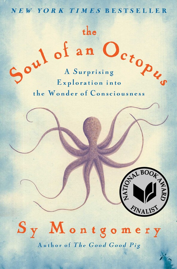 The Soul of an Octopus cover