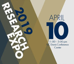 UC Davis Research Expo Flyer