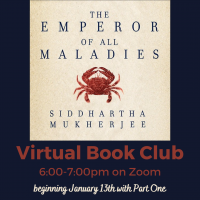 Emperor of All Maladies book club